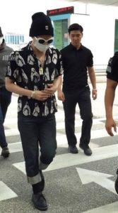 ワコマリア 芸能人 有名人 ブランド G-DRAGON ビックバン ジヨン BIGBANG